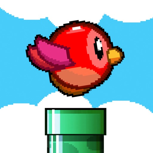 Flappy Feathers - Wings & Missiles