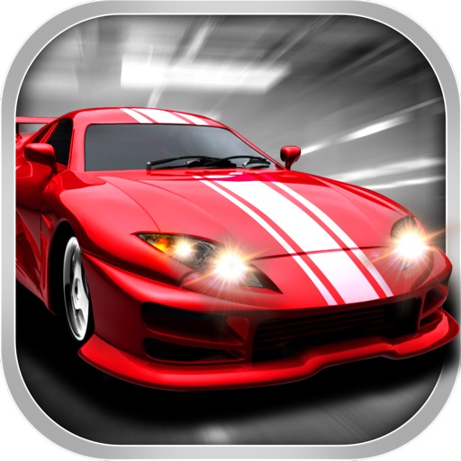 2D Real Car Racer Free Game - Fast Crazy Driving Speed Racing Games icon