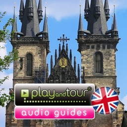 Prague touristic audio guide (english audio)