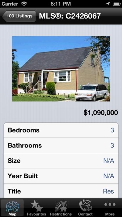 Adam Brown Toronto Real Estate App