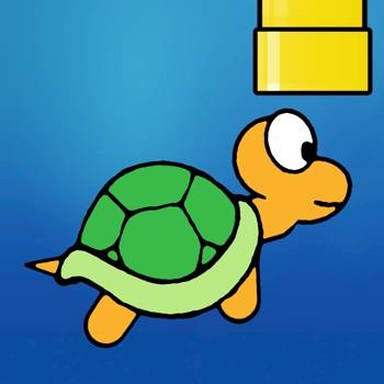 Splashy Turtle - A Flappy Friend