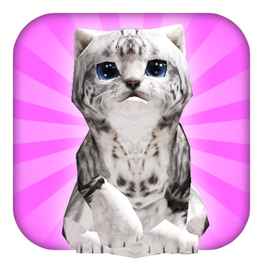 A Kitty Cat Play Time: My Littlest Kitten - FREE Edition icon