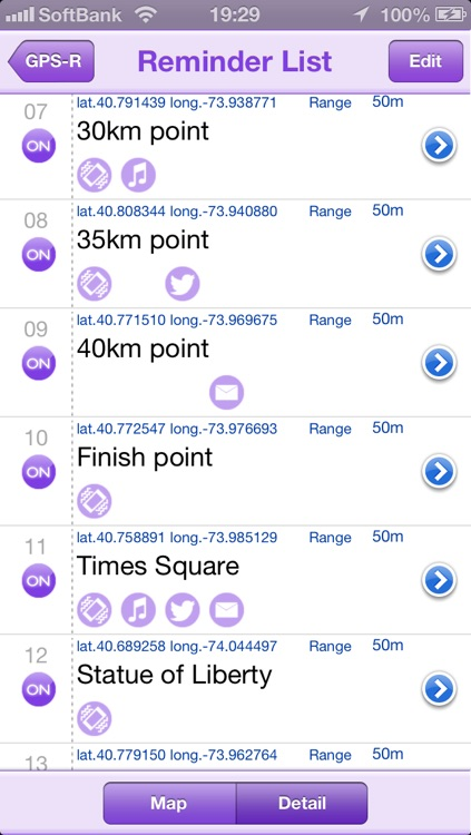 GPS-R for New York City Marathon screenshot-2