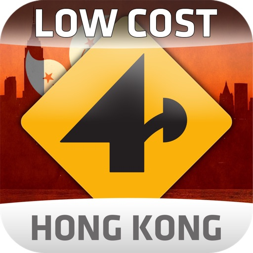 Nav4D Hong-Kong @ LOW COST icon