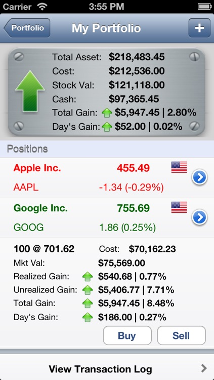 iStock (Stock, Stock Market, Global Market) screenshot-1