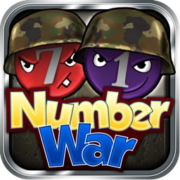 Number War - A Free Puzzle Board Game