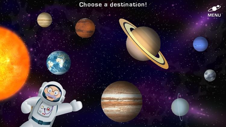 Grandpa In Space screenshot-0