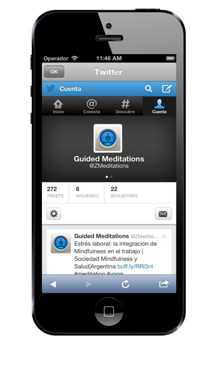 Relaxation App - Guided relaxation techniques using mindfulness and meditation screenshot-3