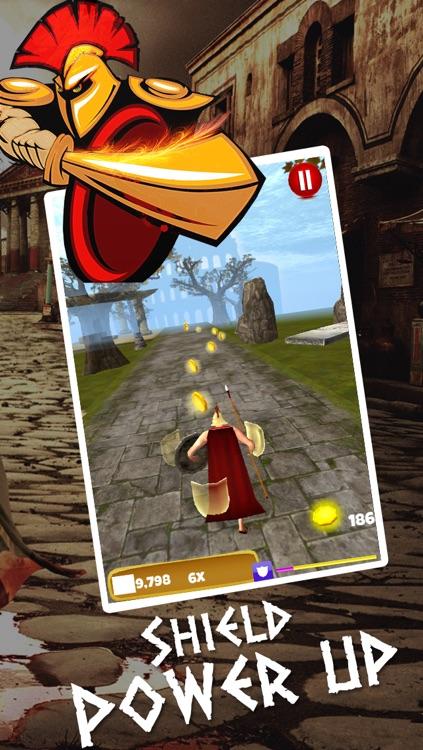 Ancient Rome - Endless Road Jump Guy screenshot-4