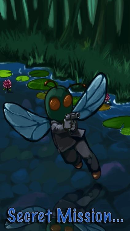 Fly Hunter MultiPlayer: Secret Agent Spy Shooter