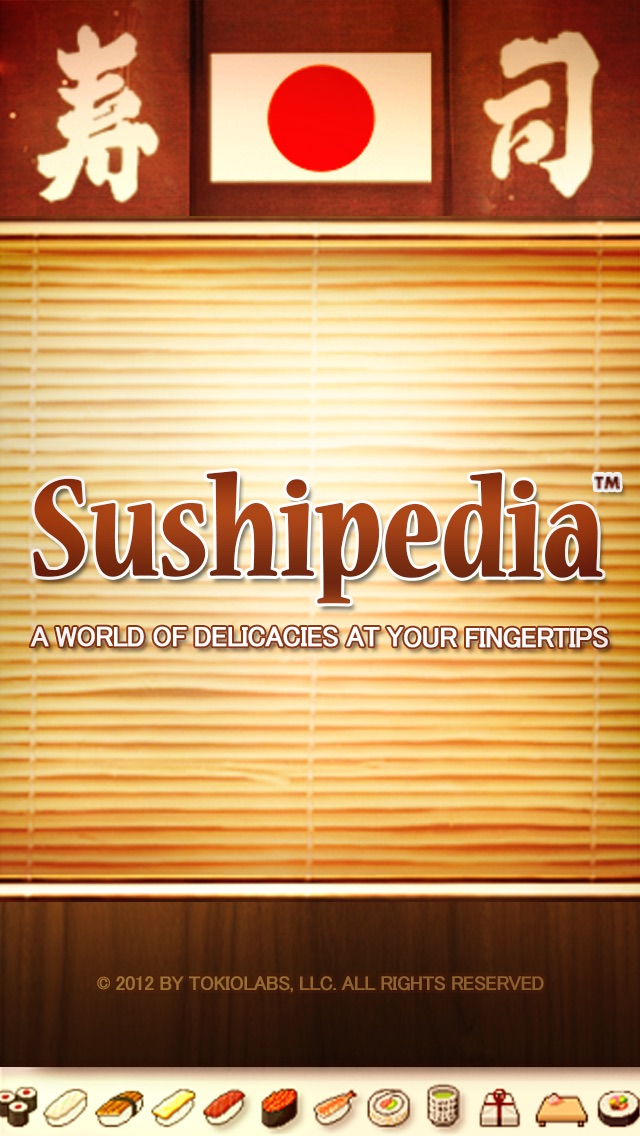 Sushipedia™Screenshot von 1