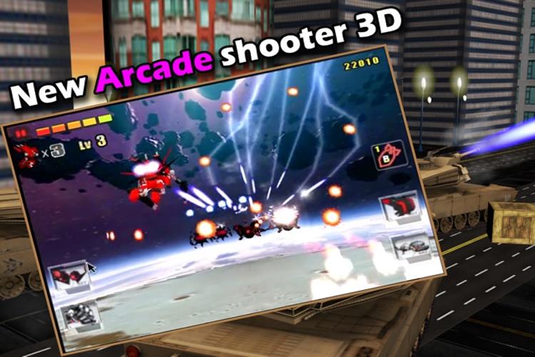 A Iron Punch 3D screenshot-3