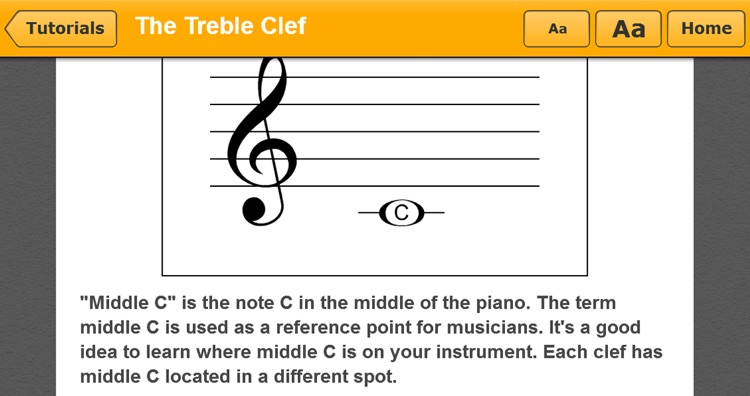 ClefTutor Free - Music Notes Game screenshot-4