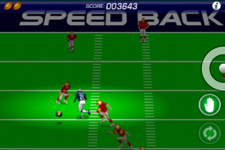 Speedback™ Football Free screenshot-3