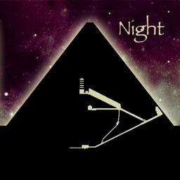 Great Pyramid 3DA NIGHT