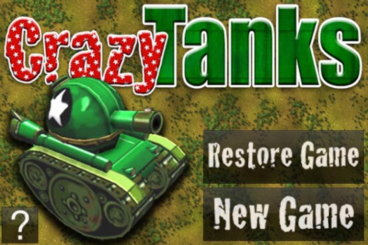 Crazy Tanks Lite screenshot-3