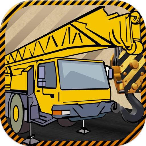 Строительство Трактор Парковка Вызова - Быстрый гоночный симулятор бесплатно
