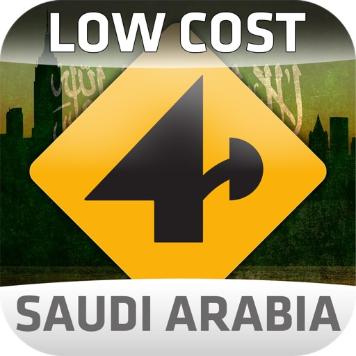 Nav4D Saudi Arabia @ LOW COST icon