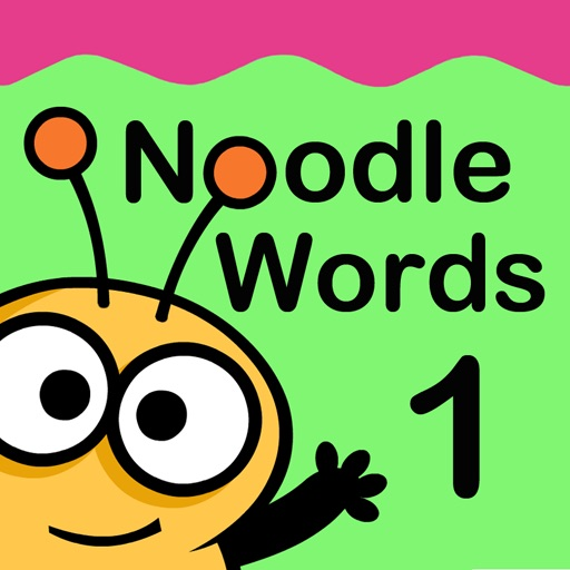 Noodle Words HD - Action Set 1