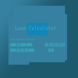 Simple Loan Calculator!