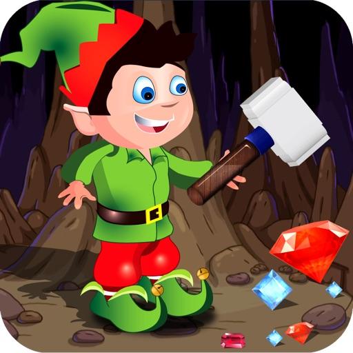 Gnome Cave Jump Hammer Quest - Top Jumpy Elf Jewel Runner Blitz Pro