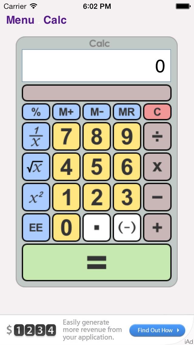 Calculator Collection Free BA.net-0