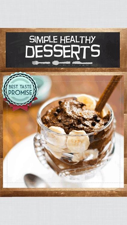 Simple Healthy Desserts screenshot-3