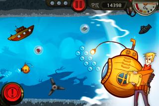 Nautilus - Nemo's Submarine Adventure screenshot one