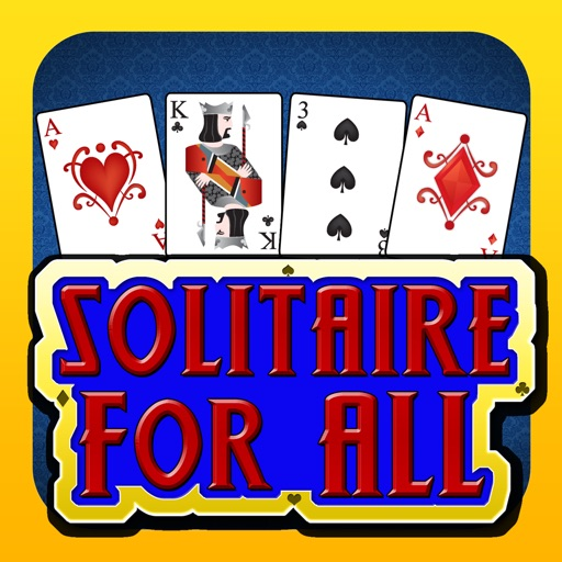 Solitaire for all icon