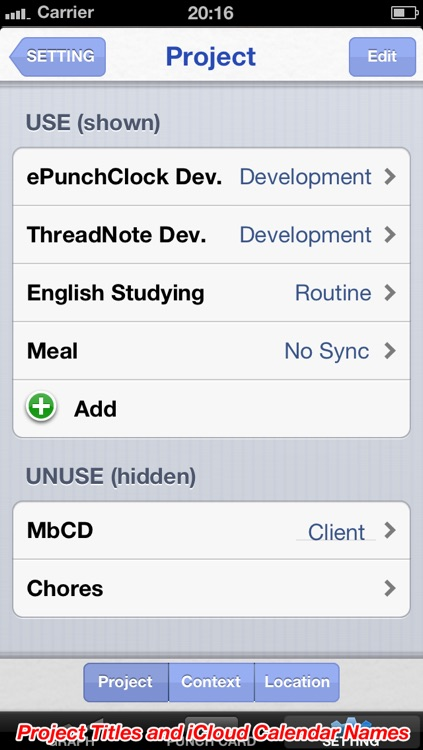 ePunchClock screenshot-3