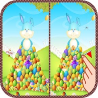 Codes for Find Differences:Easter Bunny Hack