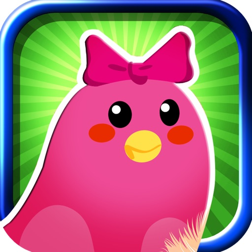Whack The Happy Birds Pro Game icon