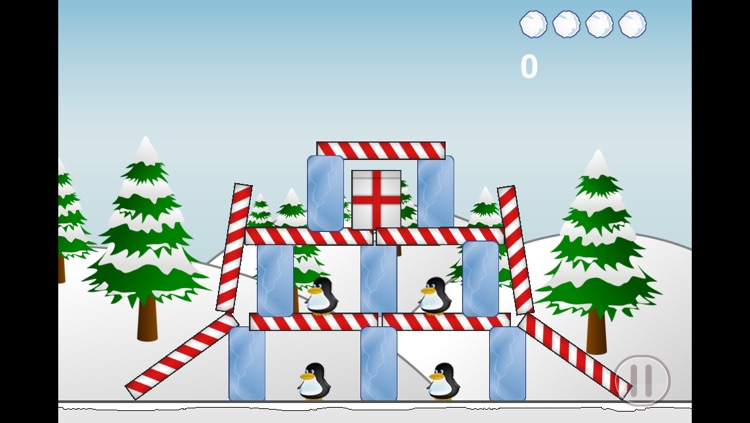 Santa Claus Snowball Fun - Fight with St Nick to Save Christmas Free