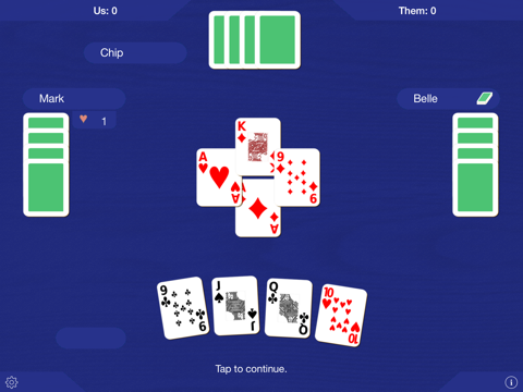 Euchre Night (featuring Dirty Clubs) | App Price Drops