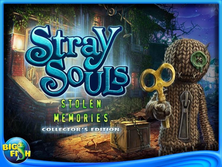 Stray Souls: Stolen Memories HD - A Hidden Object Game with Hidden Objects screenshot-4