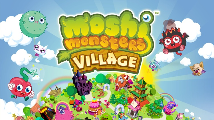 Moshi Monsters Village screenshot-4
