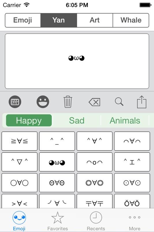 Emoji Keyboard Free Emoticons Art Unicode Symbol Smiley