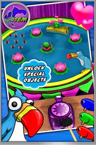 Frog Toss! screenshot-4