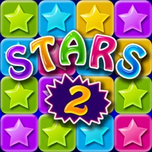 Lucky Stars 2 - A Free Addictive Star Crush Game To Pop All Stars In The Sky