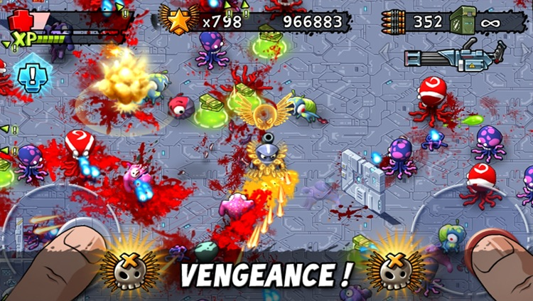 Monster Shooter: The Lost Levels screenshot-3