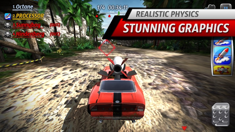 Motorblast screenshot-4
