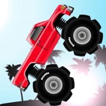 Truck Rally Racing - power ups
