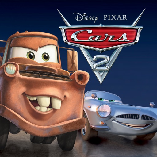 Cars 2 Storybook Deluxe