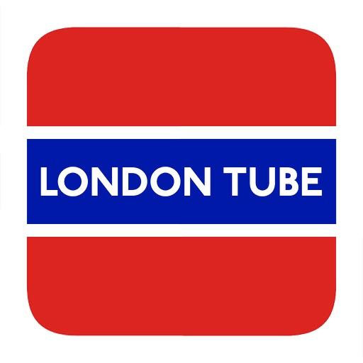 ロンドンの地下鉄 乗換案内