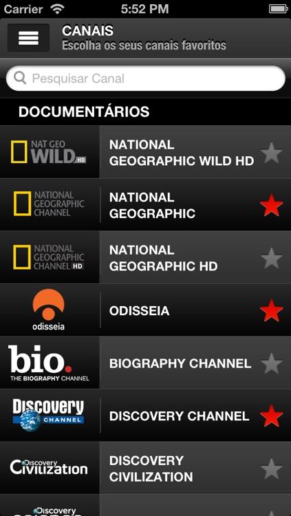 GUIA TV Free screenshot-3