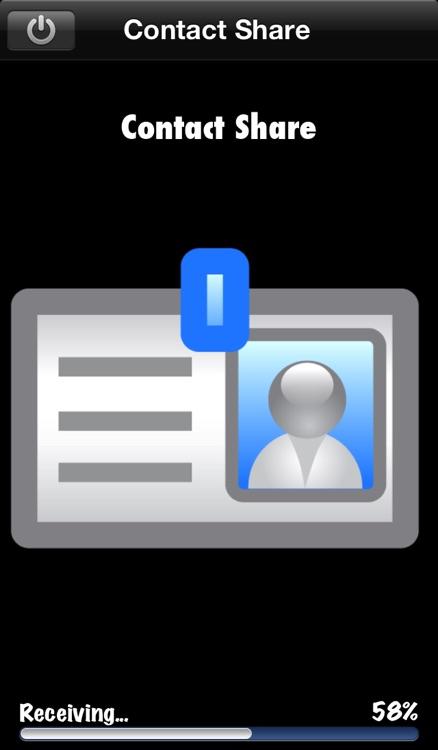 Contact Share - Bluetooth & Wi-Fi screenshot-3