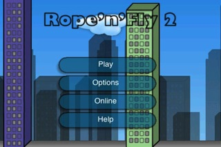Screenshot #1 for Rope'n'Fly 2