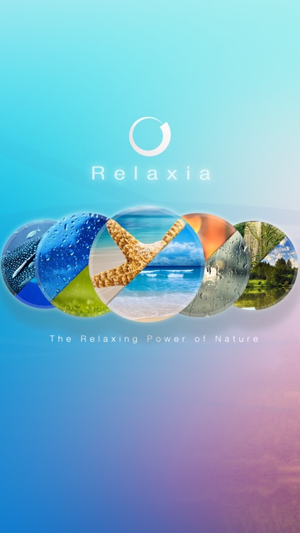Relaxia Free: Sleep aid, Relaxation, Meditation Yoga, Ambient Soundscapes inspired by Nature screenshot-0