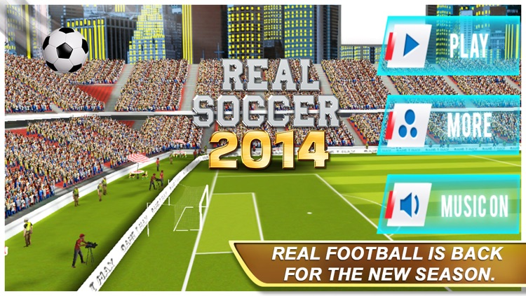 Real Soccer 2014