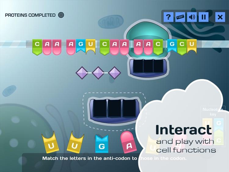 Cell Command EDU